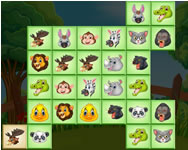 Animals mahjong